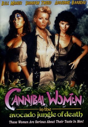 Cannibal Women in the Avocado Jungle of Death - Image: Cannibal Women in the Avocado Jungle of Death