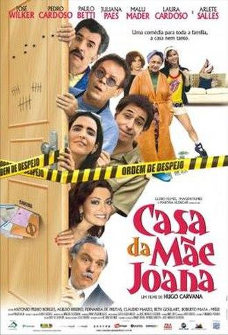 Casa da Mãe Joana - Theatrical release poster