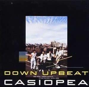 Down Upbeat - Image: Casiopea Down Upbeatalbumcover