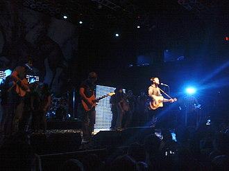 Circa Survive - Circa Survive on tour supporting Blue Sky Noise November 24, 2010