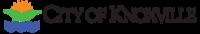 Officiell logotyp för Knoxville, Tennessee