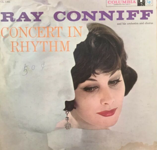 <i>Concert in Rhythm</i> 1958 studio album by Ray Conniff and His Orchestra