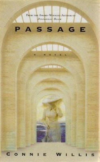 Passage (Willis novel) - Cover of first edition (hardcover)