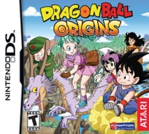 Dragon Ball: Origins - Image: DB Origins Cover