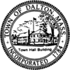 Official seal of Dalton, Massachusetts