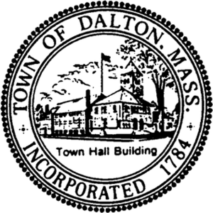 Dalton, Massachusetts - Image: Dalton Ma seal