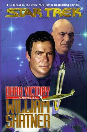 Dark Victory (novel) - Image: Dark Victory (novel)