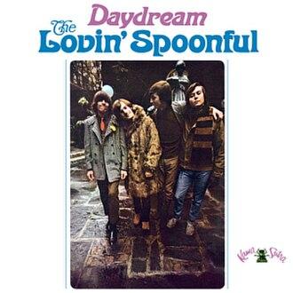Daydream (The Lovin' Spoonful album) - Image: Daydream album