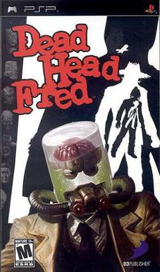 Dead Head Fred - Image: Dead Head Fred Cover