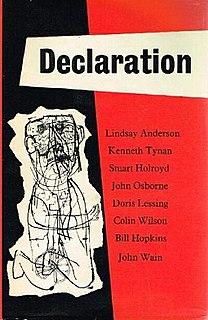 <i>Declaration</i> (anthology)