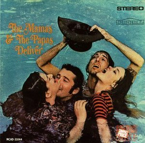 The Mamas & The Papas Deliver - Image: Deliver