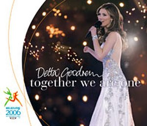 Together We Are One - Image: Delta Goodrem Together We Are Onesingle
