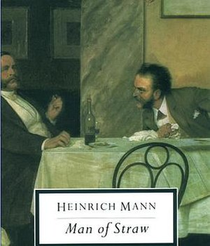 Der Untertan - Cover of an English translation