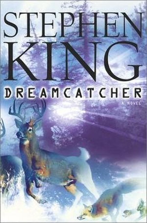 Dreamcatcher (novel) - First edition cover