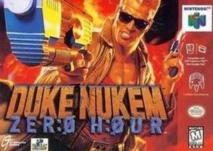 Duke Nukem: Zero Hour - Image: Duke Nukem Zero Hour box