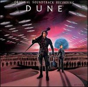 Dune (soundtrack) - Image: Dune album cover