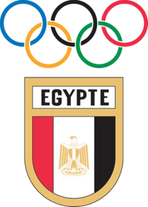Egyptian Olympic Committee - Image: Egyptian Olympic Committee Logo