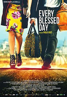 <i>Every Blessed Day</i> 2012 film by Paolo Virzì