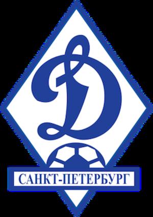 FC Dynamo Saint Petersburg - Image: FC Dynamo Saint Petersburg logo