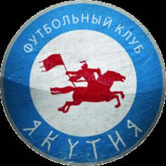 FC Yakutiya Yakutsk - Image: FC Yakutiya Yakutsk Logo