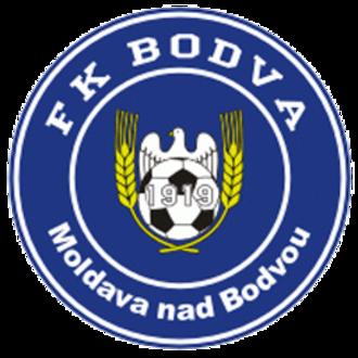 FK Bodva Moldava nad Bodvou - Image: FK Moldava