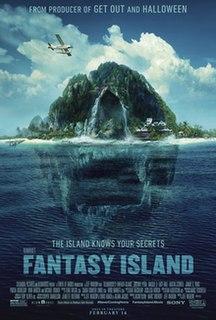 <i>Fantasy Island</i> (film) 2020 film directed by Jeff Wadlow