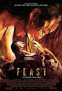 <i>Feast</i> (2005 film) 2005 film by John Gulager
