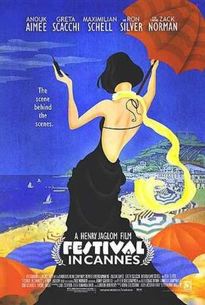 Festival in Cannes - Image: Festival in Cannes poster