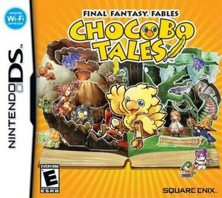 <i>Final Fantasy Fables: Chocobo Tales</i> video game