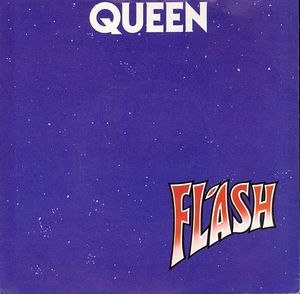 Flash (Queen song) - Image: Flashusa
