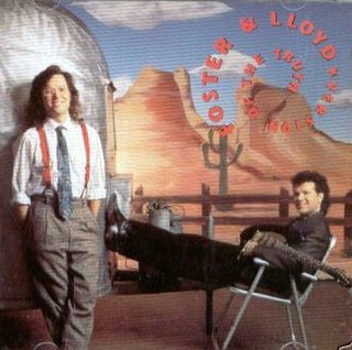 <i>Version of the Truth</i> 1990 studio album by Foster & Lloyd