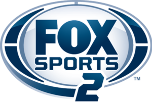 Fox Sports 2 - Fox Sports 2's first logo, used from 2013 to 2015