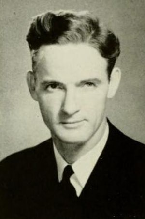 Francis Hoover - Hoover pictured in The Rhododendron 1946, Appalachian State yearbook