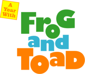 A Year with Frog and Toad - Image: Frog toad logo