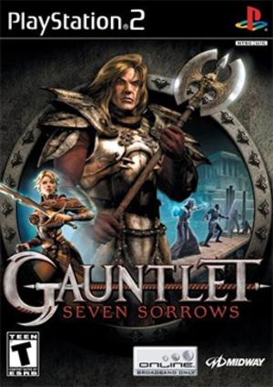 Gauntlet: Seven Sorrows - Image: Gauntlet Seven Sorrows Coverart