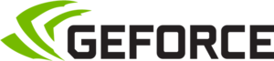 GeForce 8 series - GeForce logo