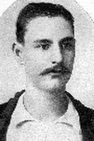 George Baker (baseball) - Image: George Baker baseball
