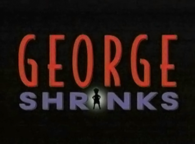 Picture of a TV show: George Shrinks