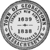 Official seal of Georgetown, Massachusetts