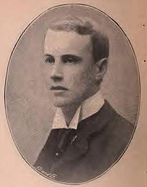 Gerald Loder, 1st Baron Wakehurst - Loder in 1895