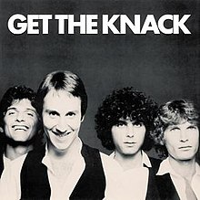 Get The Knack album cover.JPG