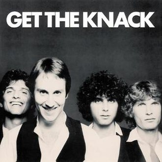 Get the Knack - Image: Get The Knack album cover