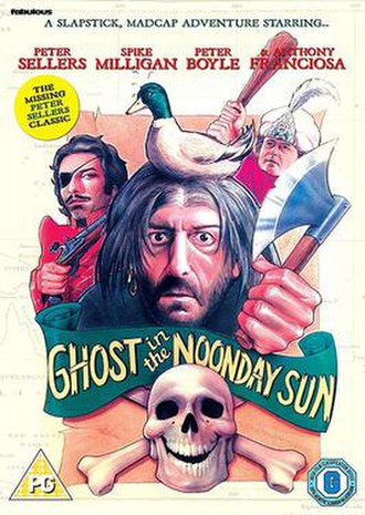 Ghost in the Noonday Sun - Image: Ghost in the Noonday Sun