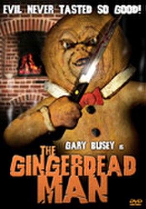The Gingerdead Man - DVD cover
