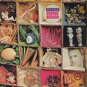 Goodies (George Benson album) - Image: Goodies (George Benson album)