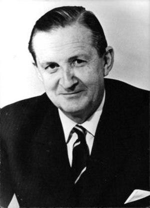 Murray MacLehose, Baron MacLehose of Beoch - Image: Governor Murray Mac Lehose