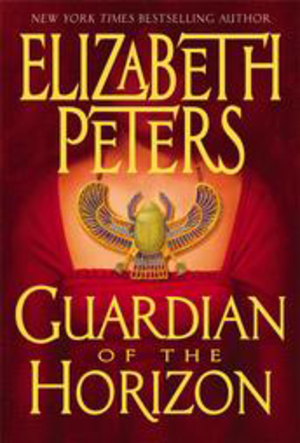 Guardian of the Horizon - First edition cover for Guardian of the Horizon