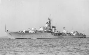 HMS Agincourt (D86) - Image: HMS Agincourt (D86)