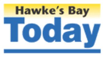 Hawke's Bay Today - Image: Hawkes Bay Today logo