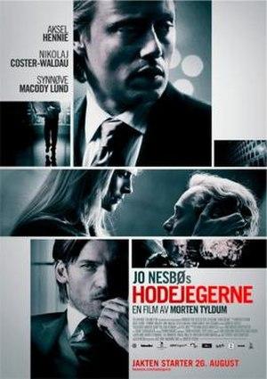 Headhunters (film) - Image: Headhunter poster